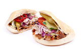 Fresh kebap Royalty Free Stock Photo