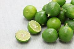 Fresh Key Limes Royalty Free Stock Photo