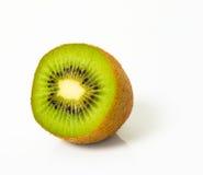 Fresh of kivi fruit isolated Royalty Free Stock Photo