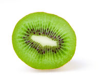 Fresh kiwi. Isolated on white Royalty Free Stock Images