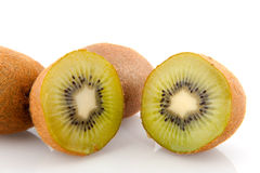 Fresh kiwi Stock Images
