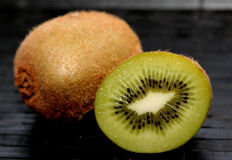 Fresh kiwi Royalty Free Stock Photos