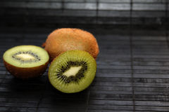 Fresh kiwi Stock Photo