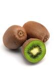 Fresh kiwi Royalty Free Stock Photos