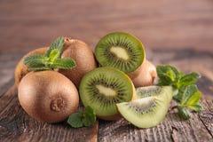 Fresh kiwi Royalty Free Stock Images