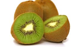Fresh kiwi fruit Stock Photos