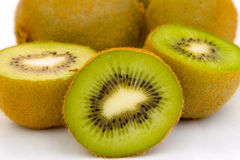 Fresh kiwi fruit Royalty Free Stock Photos
