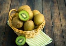 Fresh kiwi fruit Royalty Free Stock Photography