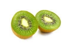 Fresh kiwi fruit isolate on white background. Kiwi fruit on white background vector illustration