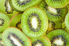 Fresh kiwi fruit. Slice background Royalty Free Stock Image