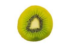 Fresh kiwi fruit slice Stock Photography