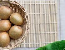 Fresh Kiwi Fruit stock photo