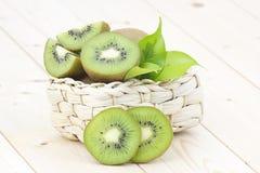 Fresh kiwi fruits Royalty Free Stock Image