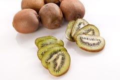 Fresh kiwi fruits Royalty Free Stock Photography