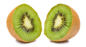 Fresh kiwi isolated Royalty Free Stock Photo