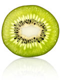 Fresh kiwi slice Stock Photos