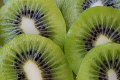 Fresh kiwi slice Stock Photo