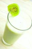 Fresh kiwi smoothie Royalty Free Stock Photo