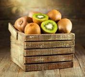 Fresh kiwi Stock Photo