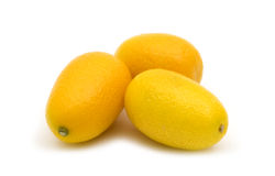 Fresh kumquat Royalty Free Stock Images