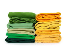 Fresh laundry Royalty Free Stock Photography