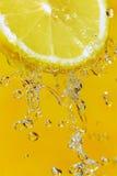 Fresh lemon. Stock Photos