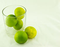 Fresh lemon. Royalty Free Stock Photography