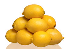 Fresh lemon Royalty Free Stock Photos