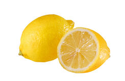 Fresh lemon fruit Royalty Free Stock Image