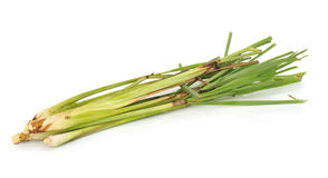 Fresh Lemon Grass Royalty Free Stock Images