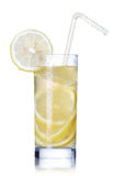 Fresh lemon juice Royalty Free Stock Photos
