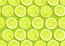 Fresh lemon slices Royalty Free Stock Images