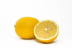 Fresh Lemon Stock Photos