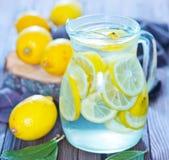 Fresh lemonad Royalty Free Stock Photo