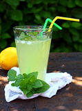 Fresh lemonade Royalty Free Stock Photos