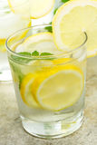 Fresh Lemonade Royalty Free Stock Photos