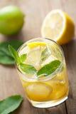 Fresh lemonade Stock Photo