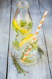 Fresh Lemonade Royalty Free Stock Image