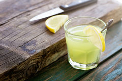 Fresh lemonade Royalty Free Stock Images