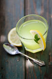 Fresh lemonade Stock Images