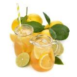 Fresh lemonade Stock Photography