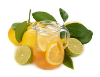 Fresh lemonade Stock Image