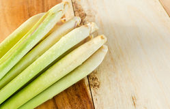 Fresh lemongrass Stock Photo