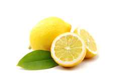 Fresh Lemons Royalty Free Stock Images