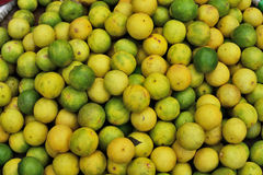 Fresh lemons limes Stock Image