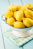 Fresh lemons. Royalty Free Stock Images