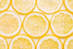 Fresh lemons. Royalty Free Stock Photography