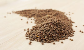 Fresh lentils Stock Photo
