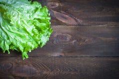 Fresh lettuce Stock Photography