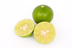 Fresh lime Royalty Free Stock Photography